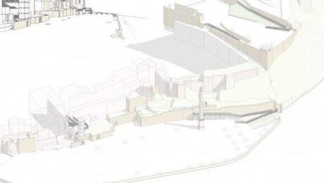 Vista muralla 3D
